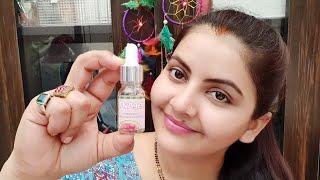 O3+ Plunge watermelon brightening serum review & demo | best skin brightening serum | RARA