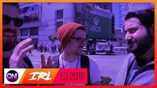 E3 2018 - NERD ON IRL - EP 4