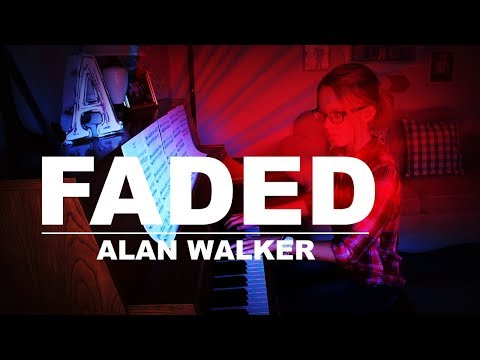 Faded - Alan Walker (Piano Cover)