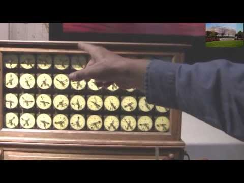 Herman Hollerith Punch Card Machine
