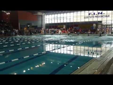1° Trofeo Etna Nuoto - 50 FA F - Batteria 4