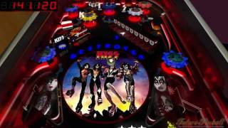 KISS Destroyer - Future Pinball - PC Pinball