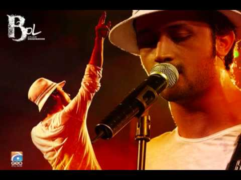 Hona Tha Pyaar  Full HD Song    Atif Aslam & Hadiqa   Bol 2011   www DJMaza Com 360p