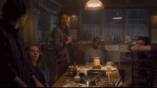 """Avengers: Age of Ultron Blu-ray Clip - """"In the Safehouse"""""""