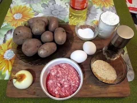 Колдуны. Вкуснейшее блюдо из картошки, муки и фарша. // Олег Карп