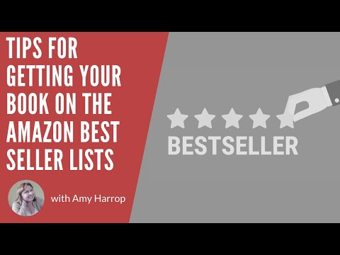 tips-for-getting-your-book-on-the-amazon-best-seller-lists