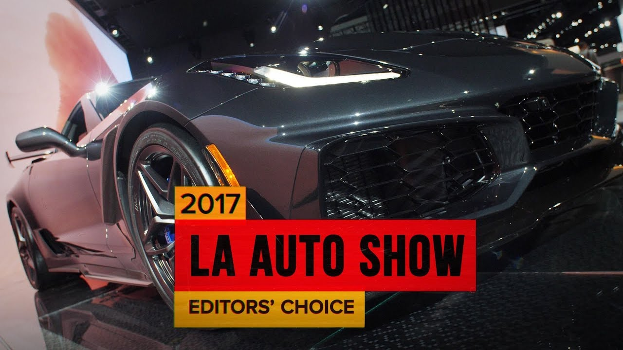 From SUVs to supercars, these are our top picks from the 2017 LA Auto Show - Dauer: 107 Sekunden