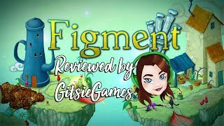 Indie Game Review || Figment || Bedtime Digital Games