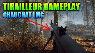 Battlefield V Chauchat  -Tirailleur War Stories Single Player Gameplay