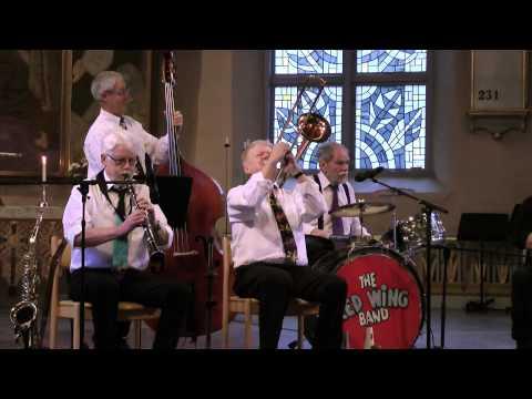 Red Wing Band spelade i Christinae kyrka, Alingsås