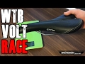 WTB Volt Race Saddle Crmo Rails 135mm Review + Weight