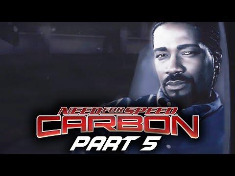 Need for Speed Carbon Gameplay Walkthrough Part 5 - CROSS RETURNS