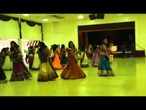Garba Navratri 2013 Gujarati Samaj Montgomery AL
