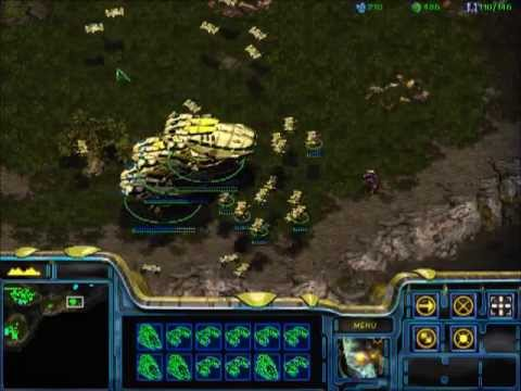 Protoss 08 - Massing Carriers is a Very Useful Talent Toi Have