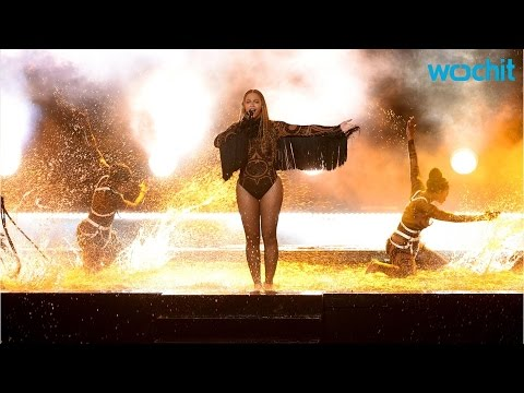 Beyoncé Kicks Off BET Awards in Custom Julien Macdonald Bodysuit