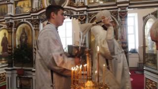 """Sfinţirea bisericii """"Sfinţii Arhangheli Mihail şi Gavriil"""" din s Cioreşti"""