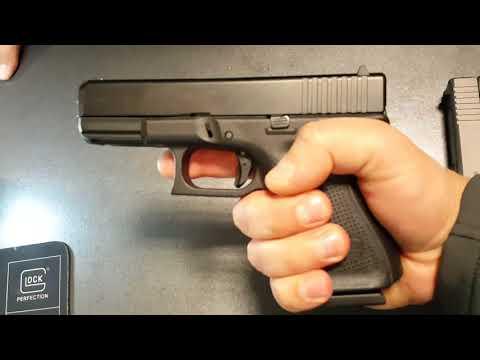 Пистолет GLOCK 19 Gen5. Обзор и сравнение с Gen4