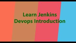 Part 2 - Devops Introduction