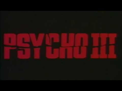 Psycho III (1986) - Movie Trailer poster