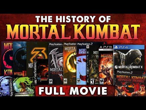 The History of Mortal Kombat (FULL MOVIE)