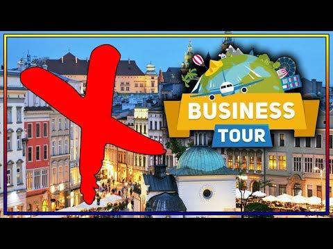 KRAKÓW JEST BEZUŻYTECZNY! || BUSINESS TOUR || (z: Bladii, Plaga, Diabeuu)
