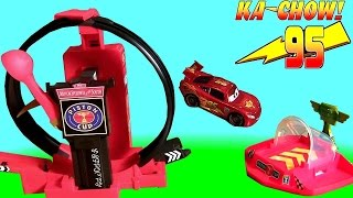 Disney Cars 2 Lightspeed Loopin' Launcher From Story Sets Disney Pixar Cars Winner's Circle 2016