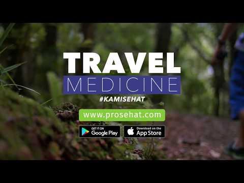 #KamiSehat: Travel Medicine