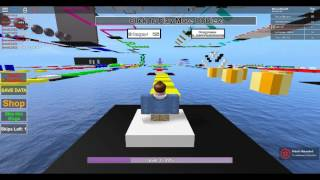 Our first obby on the channel! [ROBLOX [765] Mega Fun Obby