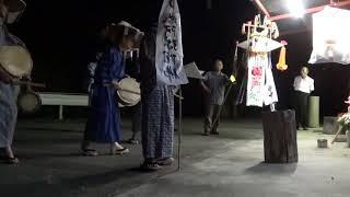 大河内掛け踊り2018迎へ盆(初盆の家)1 thumbnail