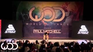Jawn Ha - Mos Wanted Crew | World Of Dance San Diego #WODSD '12