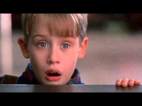 Home Alone 2 - Kevin at the airport - YouTube
