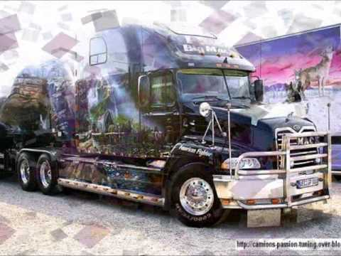 stallone robin zander over the top camion americain
