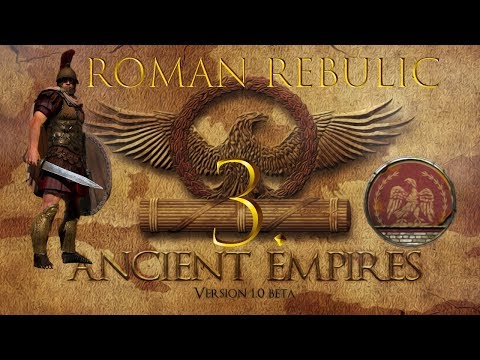 New Carthage siege - Ancient empires mod - Roman campaign - Total War : Attila - Part 3