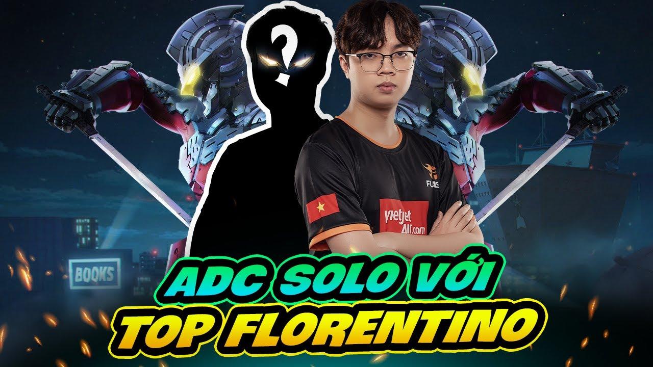 ADC Solo 1-1 Bị Top Florentino Coi Thường Và Cái Kết
