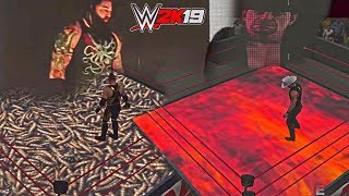 WWE 2K19: 5 Amazing Things With Modding on the PC version that we can't do on PS4/XB1