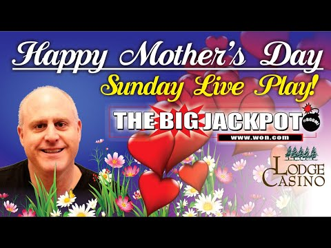 🔴 Mother's Day Special 🌹 Live High Limit Slot Play 🎰