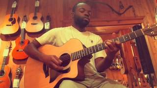 DeBarge - All This Love (Short Acoustic Guitar Cover)