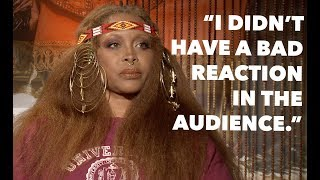 Erykah Badu on R. Kelly and Being Booed At Chicago Concert