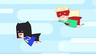 Смарта и чудо сумка - Приключения супергероев Смарты и Амалии.