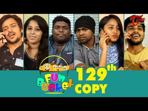 Fun Bucket   129th Episode   Funny Videos   Telugu Comedy Web Series   By Sai Teja - TeluguOne