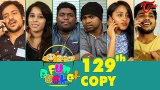 Fun Bucket | 129th Episode | Funny Videos | Telugu Comedy Web Series | By Sai Teja - TeluguOne