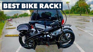 kac overdrive sports k2 rack for ebikes