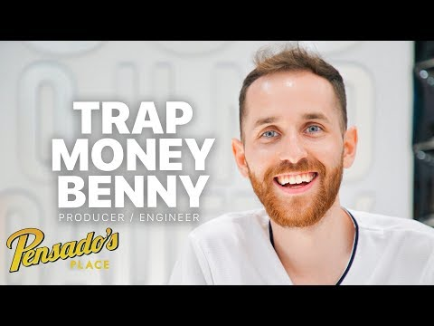 "Drake ""In My Feelings"" Producer / Engineer, TrapMoneyBenny – Pensado's Place #376"