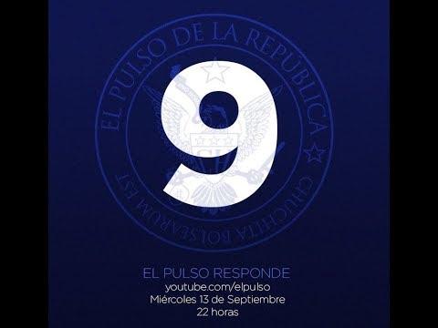 EL PULSO RESPOND9 - EL PULSO DE LA REPÚBLICA
