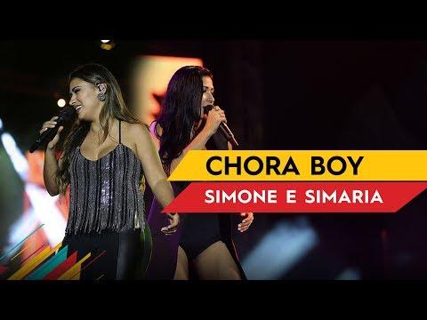 Chora Boy - Simone & Simaria - Villa Mix Brasília   Ao Vivo