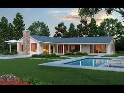 Cum sa faci o casa in forma de l in minecraft youtube - Case americane con piscina ...