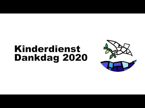 Kinderdienst Dankdag 04-11-2020