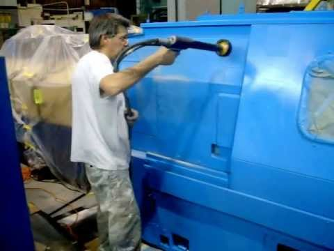 American Top Guns Electrostatic Painting Machinery
