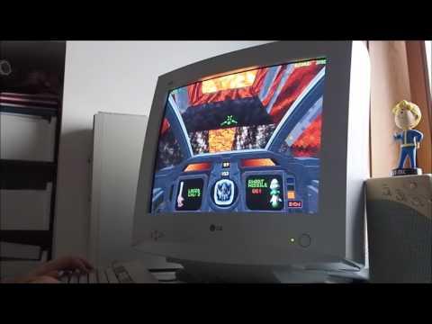 "Late '90s Voodoo 2 SLI Dual Pentium III Gaming PC, ""Hydra""."