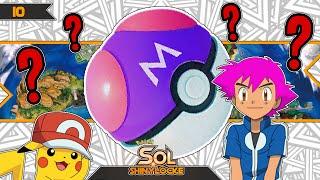 Pokémon Sol Shinylocke Ep.10 - MIRAD EL POKÉMON DE RUTA QUE ME HA SALIDO OMG!!!